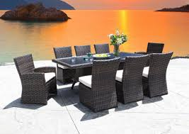 resin wicker dining tropicraft patio furniture mouldings