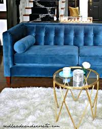 blue velvet couch for sale. Brilliant Sale This Teal Blue Velvet Sofa Is Gorgeous There Are More Colors Too Couch For  Sale  Navy Tufted  Inside Blue Velvet Couch For Sale S