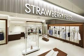 Strawberry Fileds store by Kasahara Design, Kanazawa  Japan