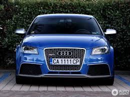 Audi RS3 Sportback - 14 October 2012 - Autogespot