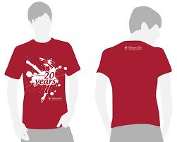 Company Anniversary T Shirt Design Ideas School T Shirt Design For A Company By Xidea Design 2512435