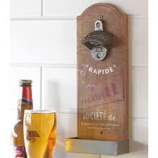 rapide wall mounted bottle opener