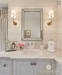 white master bathrooms. A-well-dressed-home. This Elegant Master Bathroom White Bathrooms