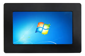 11 6 inch panel mount lcd monitor