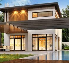 Houzone   House Design Online Luxury Duplex House