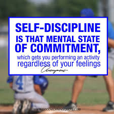 Discipline Quotes That Will Help Bring You Success Good Morning Quote