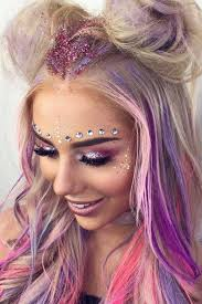 fairy unicorn makeup ideas for parties see more glaminati
