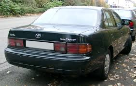 1993 Toyota Camry - Information and photos - ZombieDrive