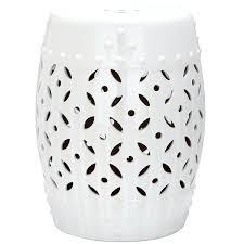 chinese garden stool. White Ceramic Garden Stool Paradise Harmony Chinese . S