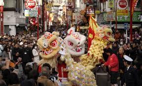 Spring Festival Chinese Spring Festival 2019 Yokohama Official Visitors Guide