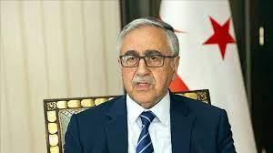 KKTC Cumhurbaşkanı Akıncı: Barış Pınarı da desek akan su değil kandır
