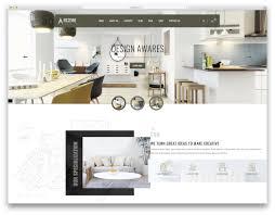 Good Home Design Websites 27 Best Responsive Interior Design Website Templates 2019