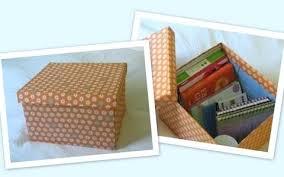 Decorative Boxes Canada decorative storage box quchan 64