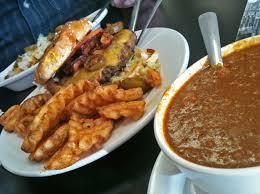 Burger BiteBackyard Burger Tulsa