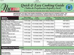 Quick East Cooking Guide Nuwave Oven Recipes Dr Jennifer L Cook