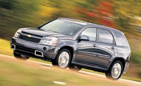 2008 Chevrolet Equinox Sport AWD | Short Take Road Test | Reviews ...