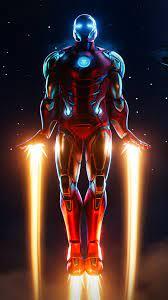 Iron Man Fortnite 4K Ultra HD Mobile ...