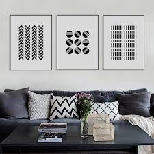 modern black white. Black White Modern Abstract Geometric Shape Canvas Large Print Remarkable And Prints Loveable 8