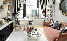 Black And White Curtains Wonderful Design Inside Decorating