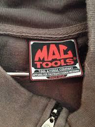 Mac Tools Apparel Gray Mac Tools Zip Up Great For Any Car Lover Mechanic Vinted Com