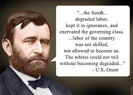 Ulysses S Grant Quotes Delectable US Grant Quote Grant On Slavery And The Confederate Ec Flickr