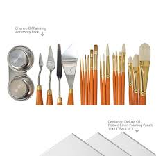 professional oil painting sets