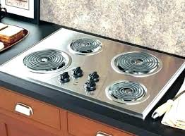 cooktop with vent. Electric Cooktops With Downdraft Ventilation Cooktop Vent N