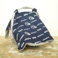 seattle seahawks baby gear cat canopy cover nfl licensed