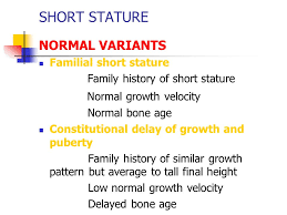 Approach To The Child With Short Stature Ppt Video Online