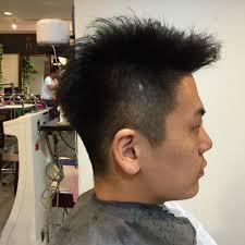 直毛におすすめ スネ夫シルエットヘアー