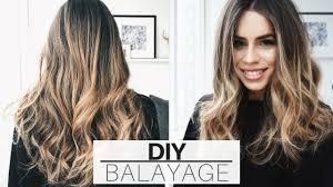 20 at home hair balayage yair
