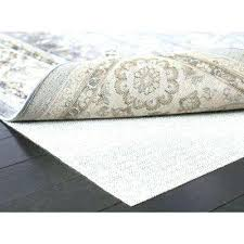 memory foam rug pad pads rugs the home depot compressed mat for under paddling pool canada