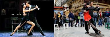 возникновения танца Танго История возникновения танца Танго