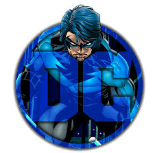 DC Logo Remakes | DC Comics | Pinterest | Nightwing, DC Comics and ...