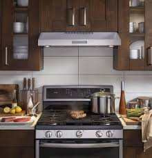 ge profile pvx7300sjss under cabinet range hood in stainless steel
