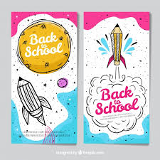 School Poster Designs Back To School Vectors Photos And Psd Files Free Download