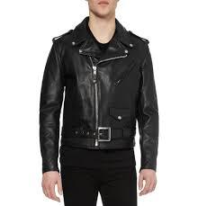 image is loading new lambskin leather biker jacket for men designer