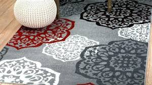 latex backed area rugs colorful latex backed area rugs washable backing contemporary gray rug rectangular non