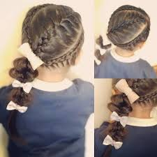 小学生の卒業式用の髪型16選袴に似合う女の子の可愛いヘアスタイルは