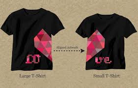 t shirt design at home. how to make matching t-shirts in different sizes 4 t shirt design at home