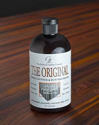 the original oil finish by grothouse the original butcher block
