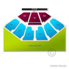 Starplex Pavilion Dallas Seating Chart Dos Equis Pavilion 2019 Seating Chart
