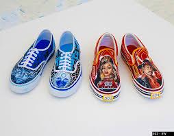 Vans Design Contest Winners Bel Air Named Vans Custom Culture Semi Finalist 75k Art