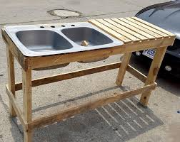 diy outdoor sink table luxury 30 pallet projects that will make you fall in love of