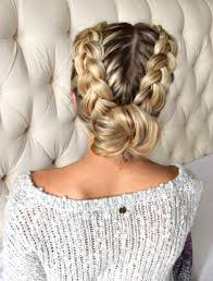 Long Braid Designs 29 Gorgeous Braided Updos For Every Occasion In 2020