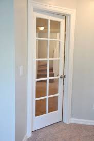 awesome glass panel door love thi interior great for the computer room so you can see