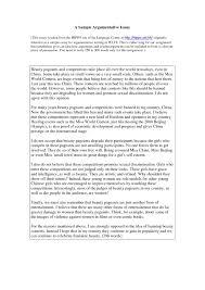 why i like architecture essay