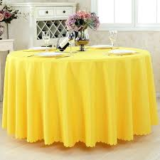 decorative round tablecloths tablecloths yellow round tablecloth font b yellow b font inch font b round decorative round tablecloths