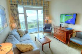 ... Suites South Myrtle Beach Beach Resort. Living Room With A View ...