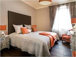 Brown And Orange Bedroom Captivating Brown And Orange Bedroom with regard  to brown and orange bedroom